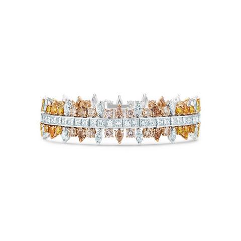 Motlatse Marvel 鑽石手環
