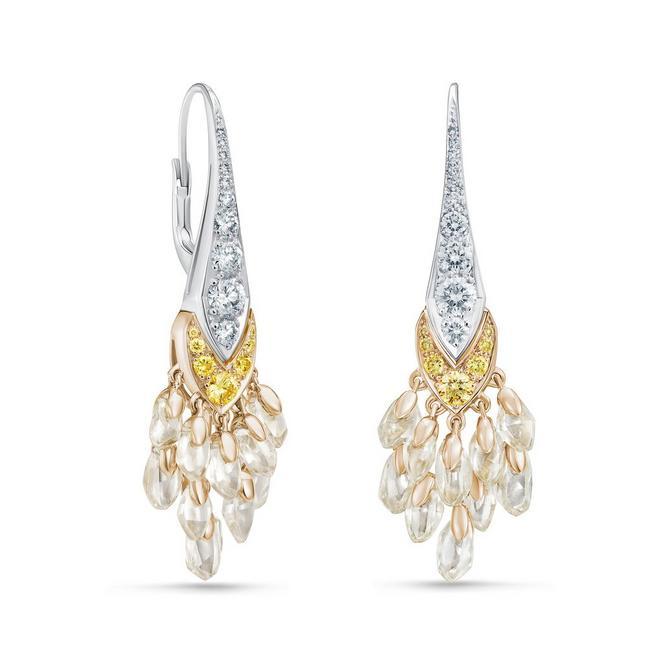 Namib Wonder drop earrings
