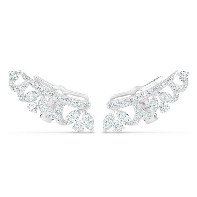 Ellesmere Treasure climber earrings