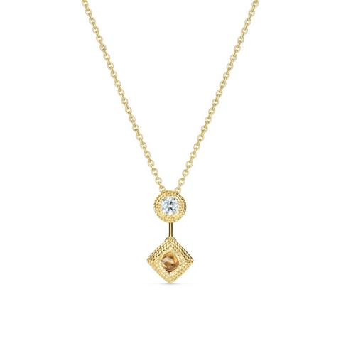 Talisman Essence pendant in yellow gold