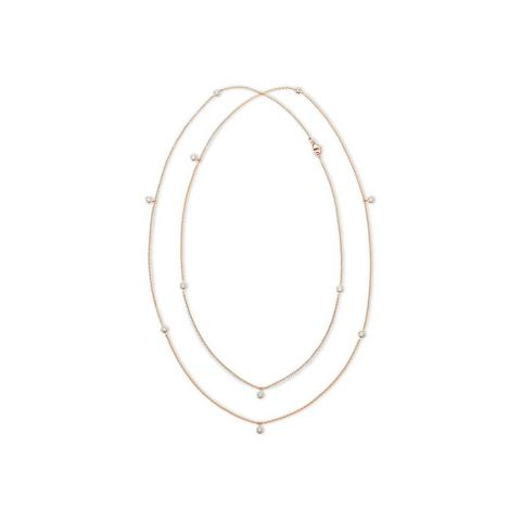 Clea long necklace 90 cm