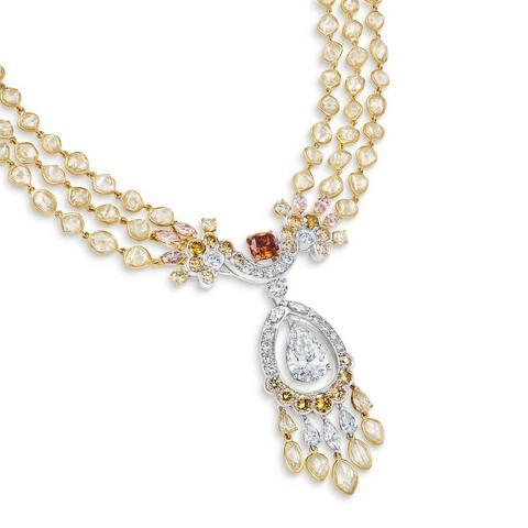 Landers Radiance necklace