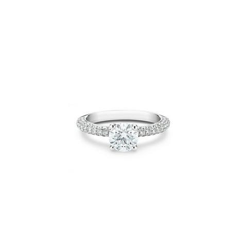 DB Darling round brilliant diamond ring