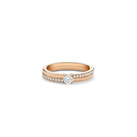 Solitaire Promise small taille brillant