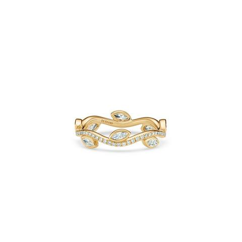 Adonis Rose band in yellow gold