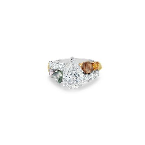 Bague Vulcan, Diamond Legends by De Beers