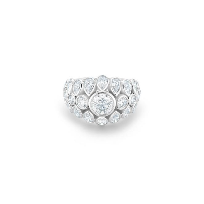 Diamond Legends by De Beers, Celestia ring