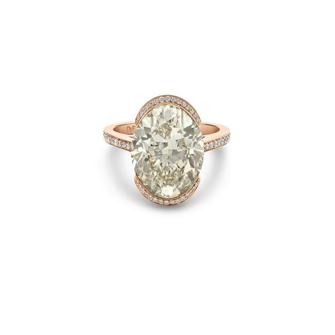 Bague Battersea Light, London by De Beers