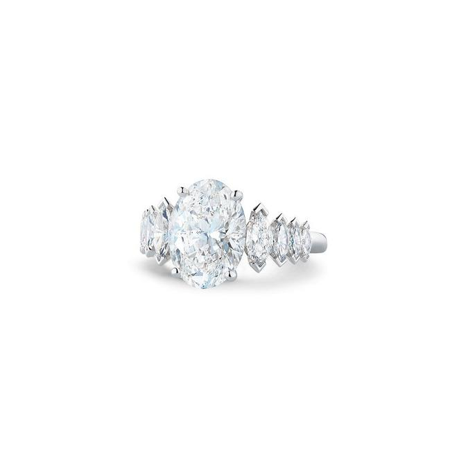 Bague Albert Bridge, London by De Beers