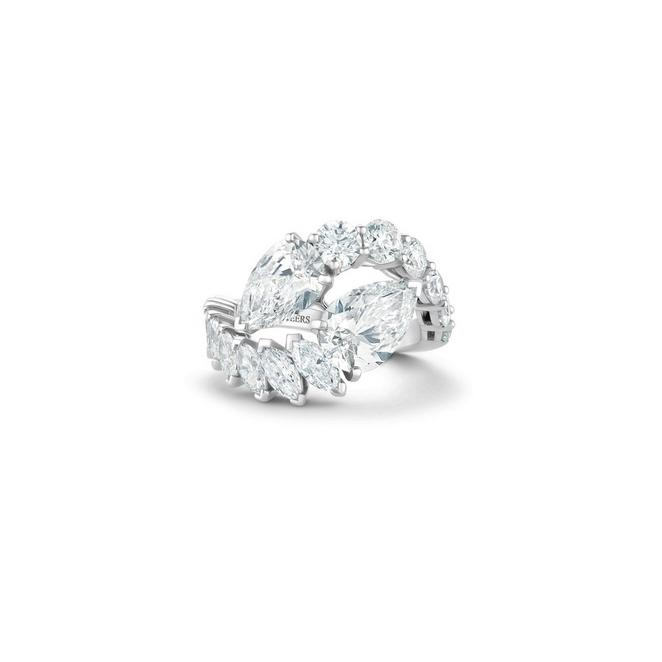 London by De Beers, London View ring