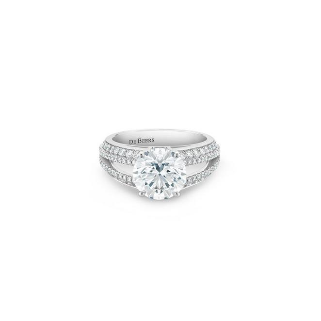 London by De Beers, Elizabeth Tower ring