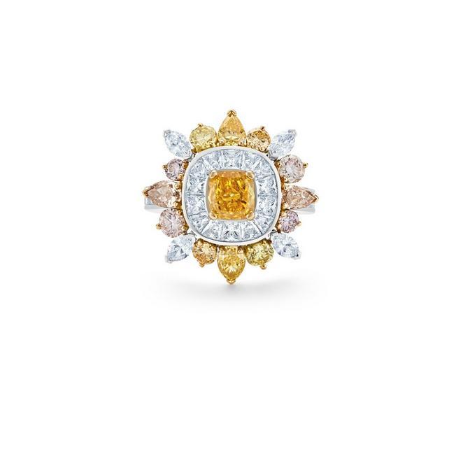 Motlatse Marvel 鑽石戒指