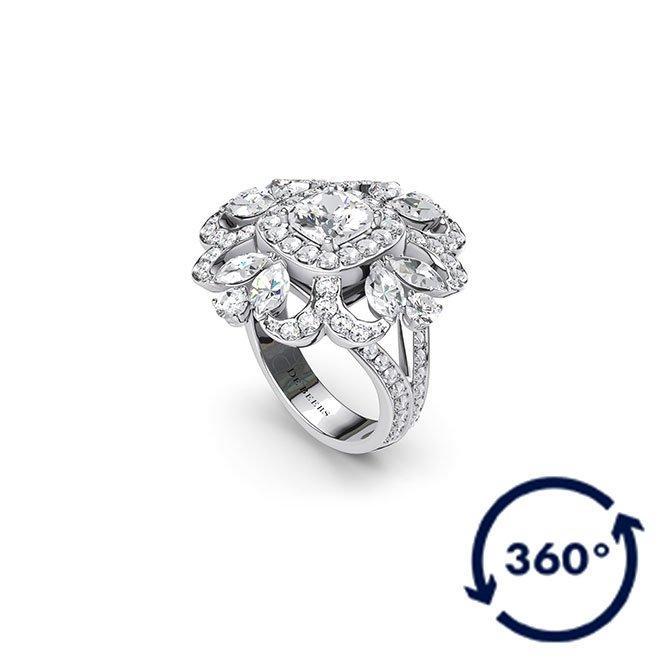 Ellesmere Treasure 鑽石戒指